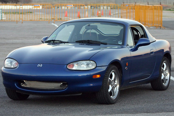 drmerlot 39 s 1999 mazda miata mx 5 in athens. Black Bedroom Furniture Sets. Home Design Ideas