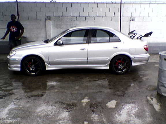 Another triniboy13b 2001 Nissan Sunny post... - 7890572