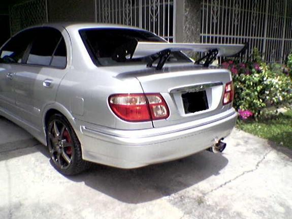 Another triniboy13b 2001 Nissan Sunny post... - 7890574