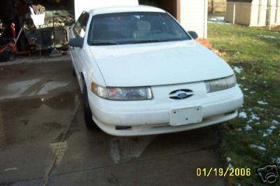 Another GT40Cougar 1992 Ford Taurus post... - 7702881