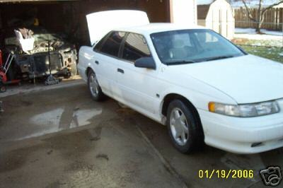 Another GT40Cougar 1992 Ford Taurus post... - 7702882