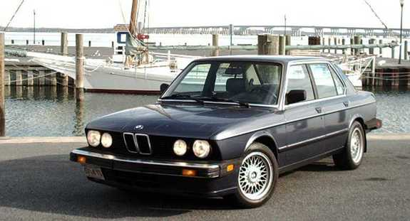 Another 2xsculler 1985 BMW 5 Series post... - 7706749
