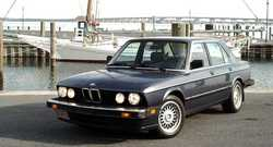 2xscullers 1985 BMW 5 Series