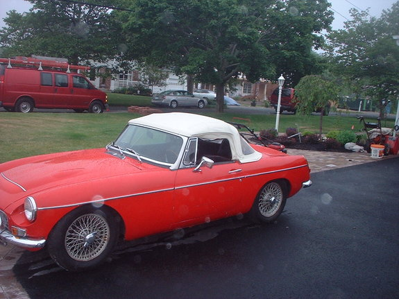 dr-doug 1969 MG MGC 7734710