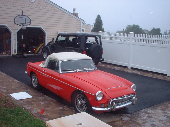 dr-doug 1969 MG MGC 7734711
