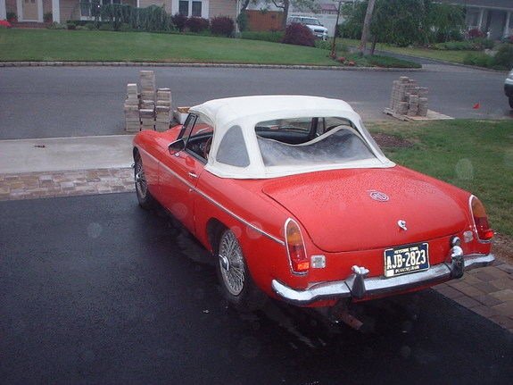 dr-doug 1969 MG MGC 7734713