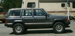 Jeffd123 1986 Jeep Cherokee