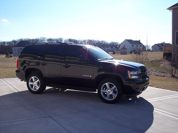 fniguy 2007 chevrolet tahoe specs photos modification info at cardomain. Black Bedroom Furniture Sets. Home Design Ideas