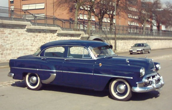 Another NielsMC 1953 Chevrolet 210 post... - 7706470