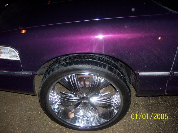 Another hustleman74 1993 Ford Crown Victoria post... - 7925988