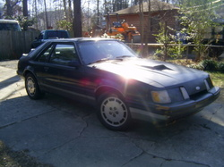 SVOverboost 1984 Ford Mustang