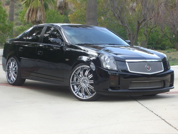 cts v22 2005 cadillac cts specs photos modification info. Black Bedroom Furniture Sets. Home Design Ideas