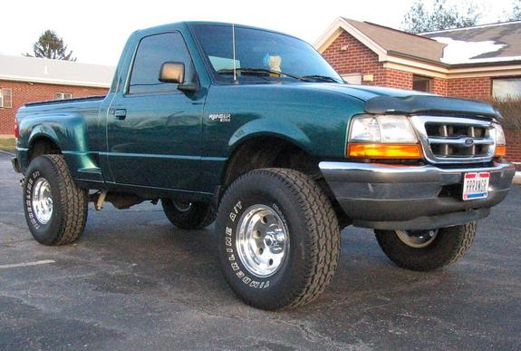 What tires for my 1999 ford ranger - The Ranger Station Forums