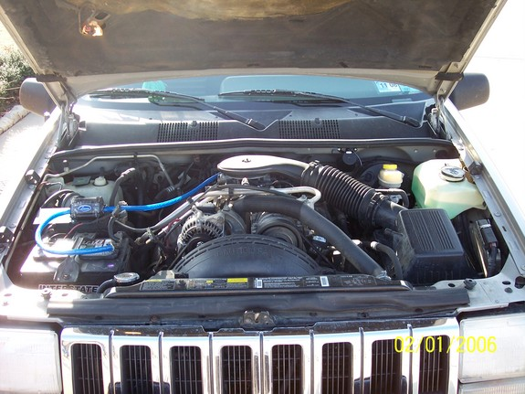 Large on 1995 Jeep Grand Cherokee 5 2