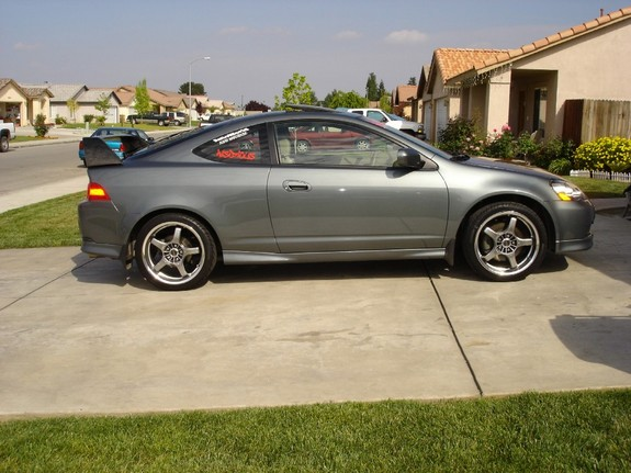 radical rsx 2005 acura rsx specs photos modification. Black Bedroom Furniture Sets. Home Design Ideas