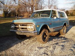 Mike7143210 1972 GMC Jimmy