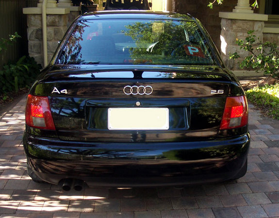 Rottensod 1995 Audi A4 Specs, Photos, Modification Info at CarDomain