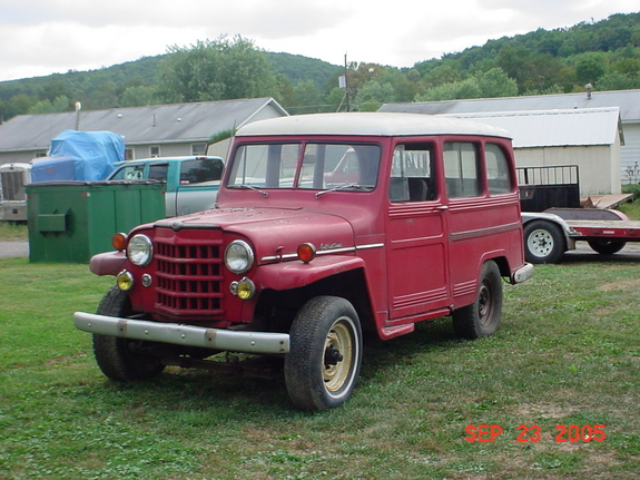 jeepinmike89 1953 Willys Wagon