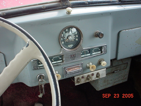 Another jeepinmike89 1953 Willys Wagon post   2746295 by