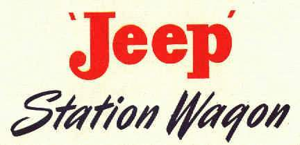 jeepinmike89 1953 Willys Wagon 7740946