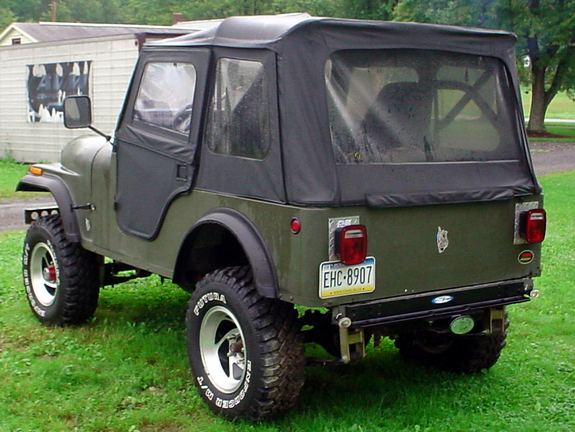 jeepinmike89 1953 Willys Wagon 7740964