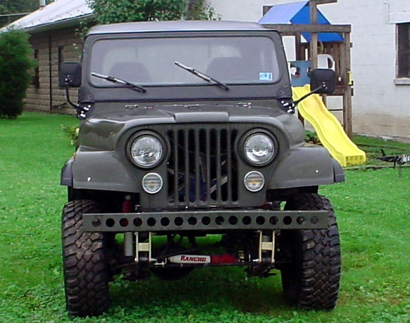 jeepinmike89 1953 Willys Wagon 7740965