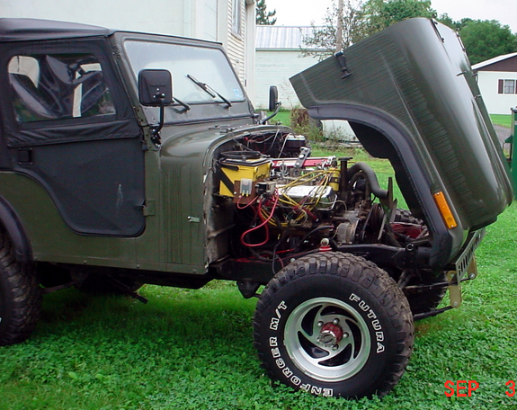 jeepinmike89 1953 Willys Wagon 7740966