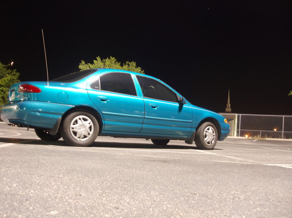 KerryKool's 1995 Ford Contour