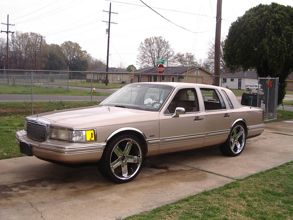 Plant31 1993 Lincoln Town Car Specs Photos Modification Info At