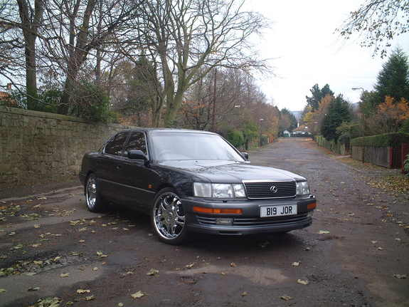 Another lorduknow 1993 Lexus LS post... - 7718704