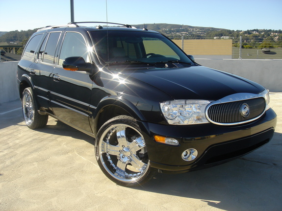 mybuickrainier 2004 buick rendezvous specs photos modification info at card. Cars Review. Best American Auto & Cars Review