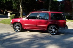 Seanb2s 1996 Ford Explorer