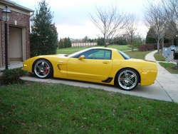 BlownZ06s 2003 Chevrolet Corvette