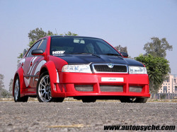Arushs 2006 Skoda Octavia