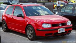 Skydamans 2000 Volkswagen GTI