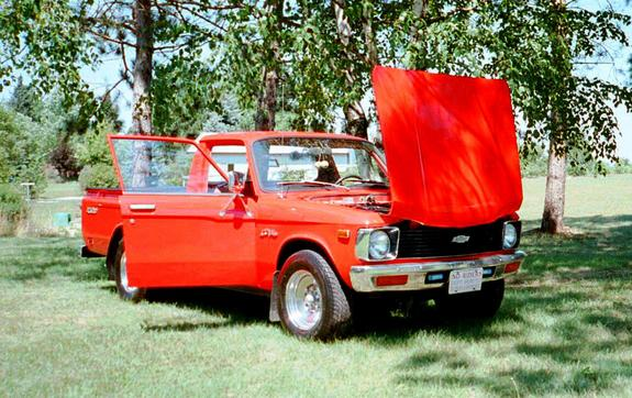 1000  images about Chevy LUV Pickup Truck Resto on Pinterest | The ...