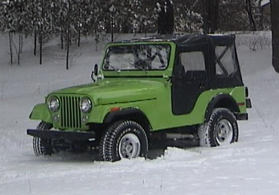 BudsRide's 1974 Jeep CJ5