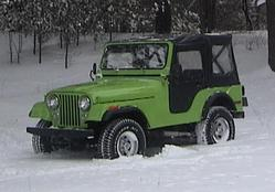 BudsRide 1974 Jeep CJ5