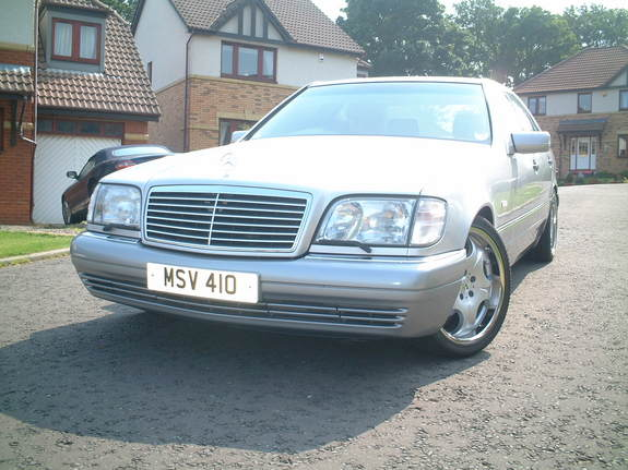 Another lorduknow 1996 Mercedes-Benz S-Class post... - 7718944