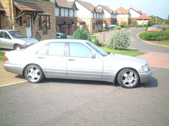 Another lorduknow 1996 Mercedes-Benz S-Class post... - 7718945
