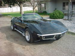 Bobs68s 1968 Chevrolet Corvette