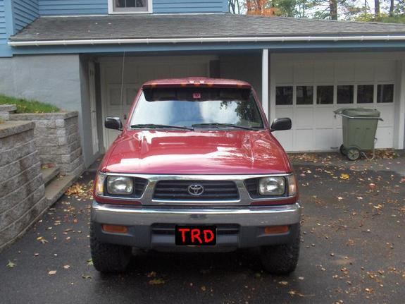 Another TRDrulz 1995 Toyota Tacoma Xtra Cab post... - 7730943