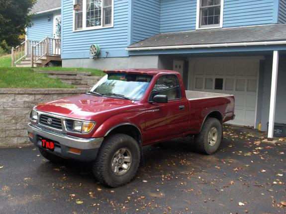 Another TRDrulz 1995 Toyota Tacoma Xtra Cab post... - 7730944