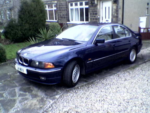 Another LozTurbo 1998 BMW 5 Series post... - 7722067