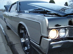 lopez31 1967 Lincoln Continental