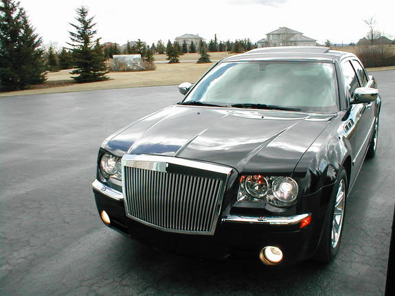 Infamous300c S 2006 Chrysler 300 In Redmile Ab
