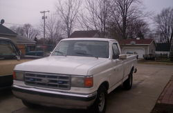 Haxxor_X 1987 Ford F150 Regular Cab