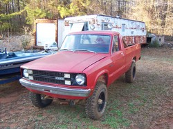ford4wd 1978 Ford Courier