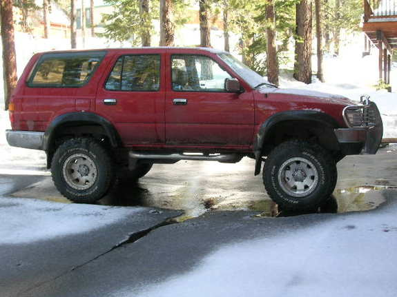 Truckee4runner 1994 Toyota 4runner Specs Photos Modification Info At Cardomain