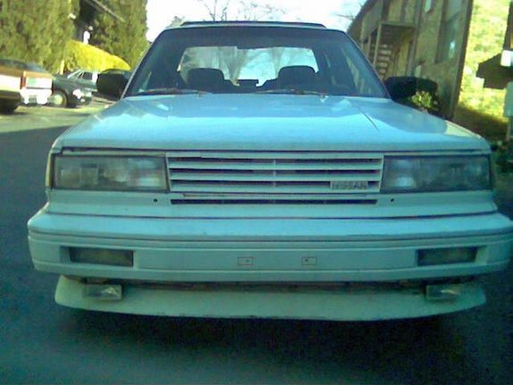 5SPDonly 1988 Nissan Maxima Specs, Photos, Modification ...